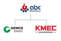 KMEC and GEMCO Integrated into ABC Machinery