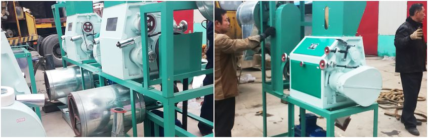 Mini Flour Mill Machinery for Sales