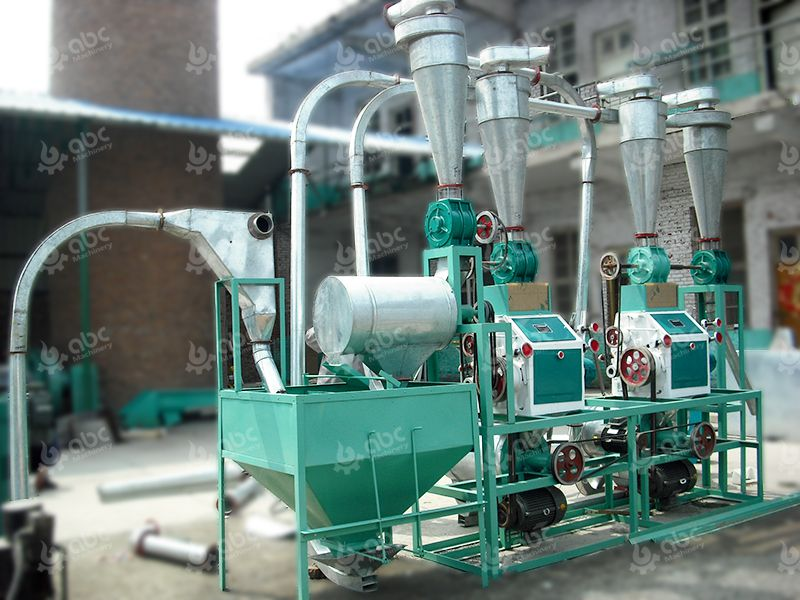 Mini Wheat Flour Mill Plant for Sales